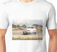 Oz Gymkhana #40 Old School Datsun Unisex T-Shirt