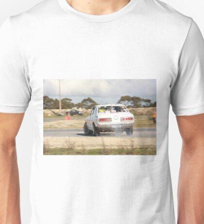 Oz Gymkhana #40 Old School Datsun Unisex T-Shirt