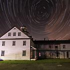 The Stars around the Zoar Hotel by Andy Donaldson