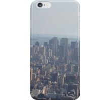 New York City Skyline iPhone Case/Skin