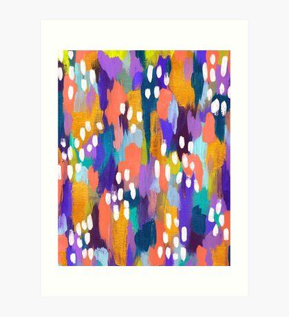 Jules - Abstract Art Print