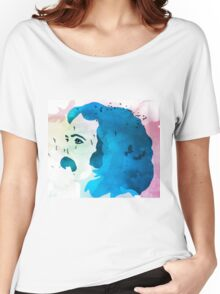 Music Is Love David Crosby Women's Relaxed Fit T-Shirt