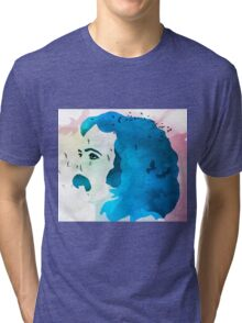 Music Is Love David Crosby Tri-blend T-Shirt
