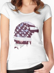 American Eagle Alt Women's Fitted Scoop T-Shirt
