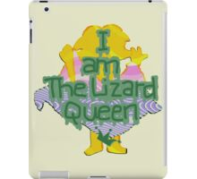 She is the Lisa(rd) Queen iPad Case/Skin