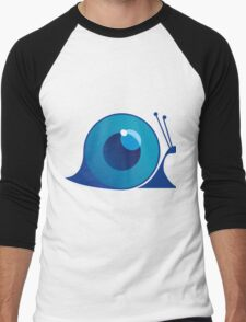 Cute and Beautiful Eye Men's Baseball ¾ T-Shirt