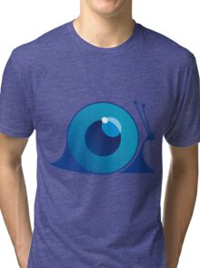Cute and Beautiful Eye Tri-blend T-Shirt