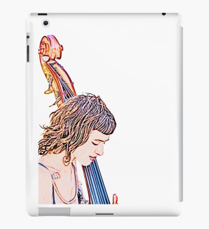 All about the Bass iPad Case/Skin