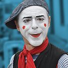 Mime  by Declan Carr