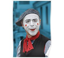 Mime  Poster