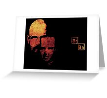 Walter Pinkman Greeting Card