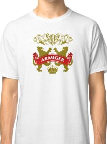 The Armiger Coat-of-Arms      Classic T-Shirt