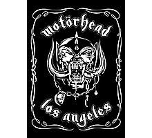 Motorhead (Los Angeles) 2 Photographic Print