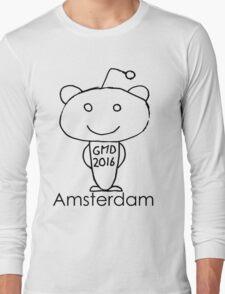 Global Reddit Meetup Day 2016 Amsterdam Long Sleeve T-Shirt