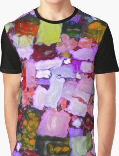 Colorful Smalt Graphic T-Shirt