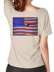 America! Women's Relaxed Fit T-Shirt