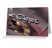 Get Charged! Greeting Card