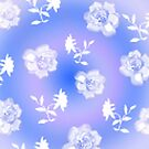 Ice Blue Roses by sarnia2