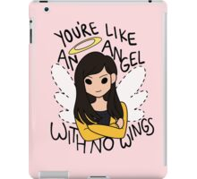 No Wings iPad Case/Skin