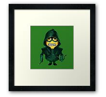 MIni-Arrow Framed Print