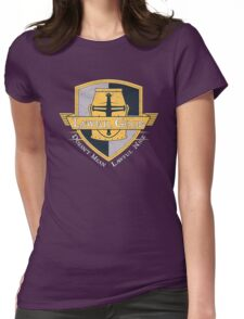 Lawful Good Tee Womens Fitted T-Shirt