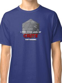 Where are the crits!? Classic T-Shirt