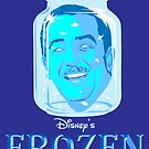 FROZEN (Head in a Jar) by clockworkmonkey