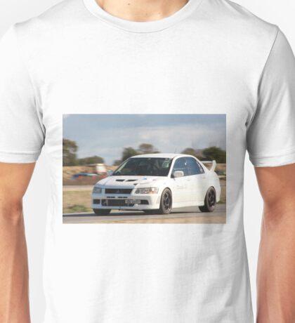 Oz Gymkhana #32 Evo Lancer (BBoost) Unisex T-Shirt
