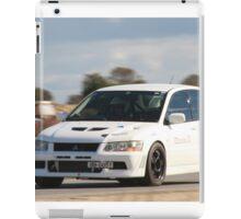 Oz Gymkhana #32 Evo Lancer (BBoost) iPad Case/Skin
