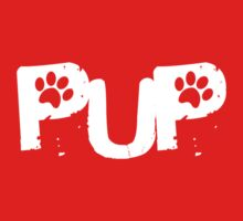 pup [paws] One Piece - Long Sleeve