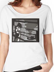 Classic Noir Women's Relaxed Fit T-Shirt