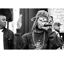 Rap Photographic Print
