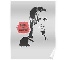DARLA: The Vampire Poster