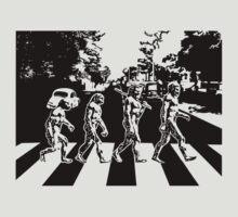 Abbey Road Evolution by glenndesigns