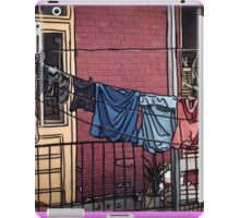 Clothes Line iPad Case/Skin