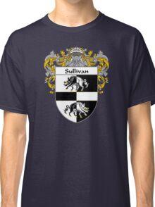 Sullivan Coat of Arms / Sullivan Family Crest Classic T-Shirt