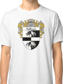 Sullivan Coat of Arms / Sullivan Family Crest Classic T-Shirt
