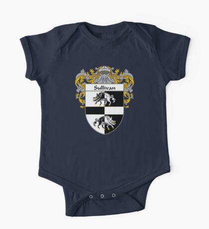 Sullivan Coat of Arms / Sullivan Family Crest One Piece - Short Sleeve