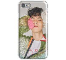 EXO Baekhyun Lucky iPhone Case/Skin