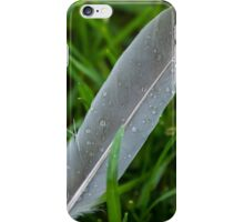 Wet Feather iPhone Case/Skin