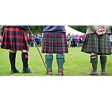 Inveraray Highland Games Day Photographic Print