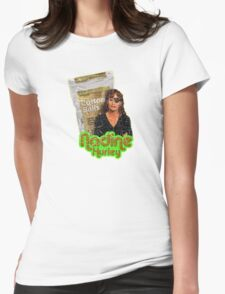 Nadine Hurley Womens Fitted T-Shirt