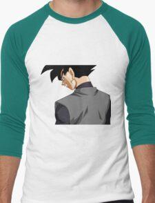 Black Goku   Men's Baseball ¾ T-Shirt
