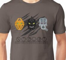 Nuparu Mask Evolution Unisex T-Shirt
