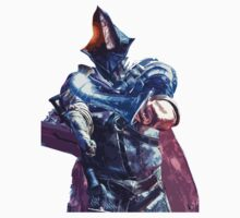 Abyss Watchers, Lord of Cinder from Dark Souls 3 Kids Tee