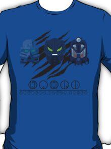 Hahli Mask Evolution T-Shirt