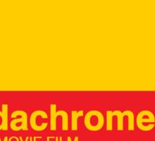 Kodachrome Sticker