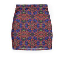 More Patterns Mini Skirt