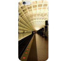 National Archives Metro Station iPhone Case/Skin