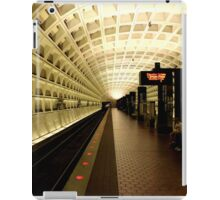 National Archives Metro Station iPad Case/Skin